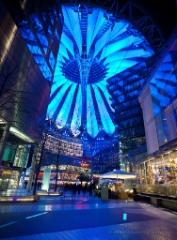 berlijn sony center