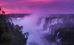 Brazil Rio and Foz do Iguacu Falls Photography