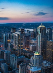 Northwest and Seattle Aerial Photography