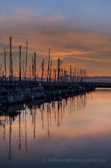 Calm Marina Waters Puget Sound To order a print please email me at  Mike Reid Photography : sunset, sunrise, seattle, northwest photography, dramatic, beautiful, washington, washington state photography, northwest images, seattle skyline, city of seattle, puget sound, aerial san juan islands