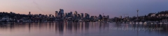 Lake Union Seattle Sunrise