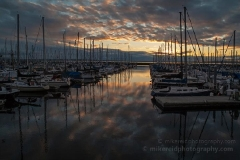 Marina Calm To order a print please email me at  Mike Reid Photography/a> : sunset, sunrise, seattle, northwest photography, dramatic, beautiful, washington, washington state photography, northwest images, seattle skyline, city of seattle, puget sound, aerial san juan islands