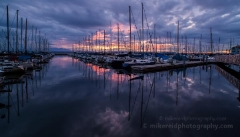 Shilshole Mood To order a print please email me at  Mike Reid Photography : sunset, sunrise, seattle, northwest photography, dramatic, beautiful, washington, washington state photography, northwest images, seattle skyline, city of seattle, puget sound, aerial san juan islands, reid, mike reid photography