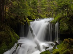 Waterfalls, Creeks and Flowing Water Photography